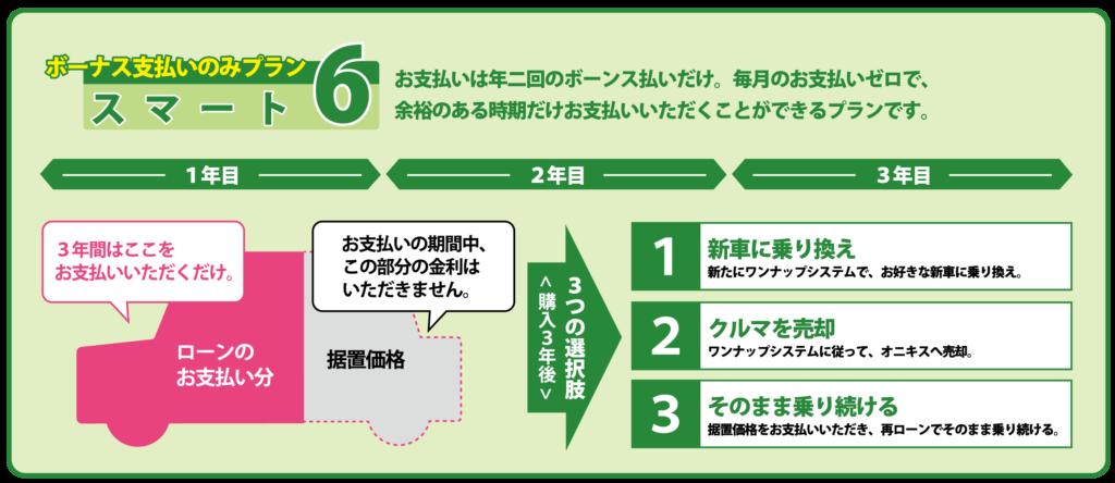 オニキスワンナップシステムスマート6